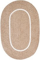 Colonial Mills SL85R144X144 Silhouette Chenille Braided Rug