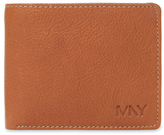 Andrew Marc Two-Tone Washed Leather Wallet