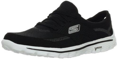 Skechers Women's Go Walk 2-Stance Fashion Sneaker