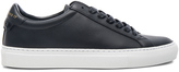 Givenchy Knots Leather Low Sneakers