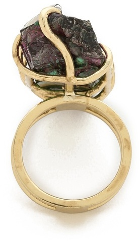 Vanessa Mooney The Purple Haze Ring