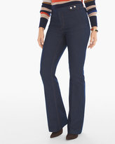 Chico's Refined Denim Trouser Jeans