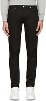 Alexander McQueen Black Classic Skull Jeans