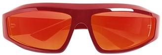 Bottega Veneta Wrap-Around Sunglasses