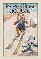 Buyenlarge Peoples Home Journal: January 1926 28x42 Giclee On Canvas