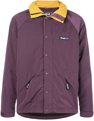 Palace Snap Buttoned Jacket