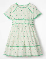 Boden Spotty Short-sleeved Dress