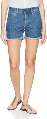 Parker Smith Women's HIGH Low Short in Intuition 26
