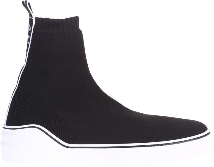 Givenchy Black Sock Style Sneakers