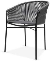 Mexa Anais Armchair - Stone Gray black/stone gray