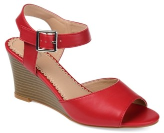 Journee Collection Ricci Wedge Sandal