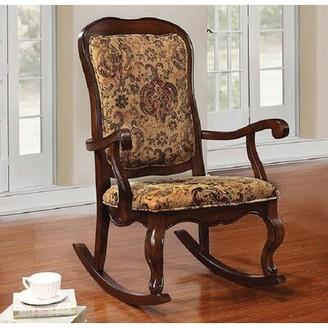 Astoria Grand Lemieux Rocking Chair