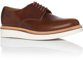 Grenson Curt Crackle Calf Lace Up