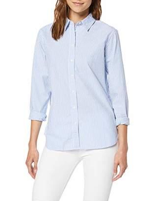 Tommy Hilfiger Women's Ebru Shirt Ls W3 Blouse,(Manufacturer size: )