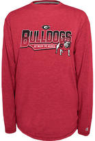 Finish Line Men's Georgia Bulldogs College Earn It Long-Sleeve Shirt