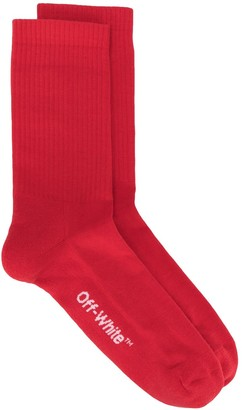 Off-White Lunar New Year socks