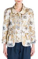 Fendi Floral Brocade Jacket