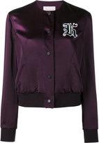 Christopher Kane Cady bomber jacket