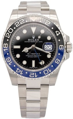 Rolex 2017 pre-owned GMT-Master II 40mm