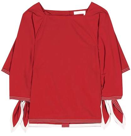Chloé Cotton blouse