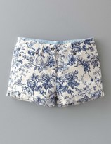 Boden Turn-up Shorts