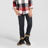 Cat & Jack Boys' Straight Fit Jeans - Cat & JackTM Dark Rinse