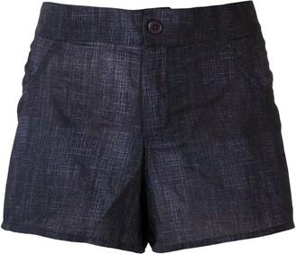 AMIR SLAMA Denim Shorts