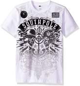"Southpole Big Boys' ""Flash Art"" T-Shirt - , 10-12"