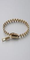 Alkemie Jewelry Zipper Bangle
