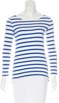Joseph Striped Long Sleeve T-Shirt