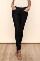 Bejeweled Skinny Ankle Jean