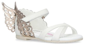 Sophia Webster Leather Evangeline Sandals