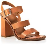 Marc by Marc Jacobs Sandals - Mix It Up Leather Heel