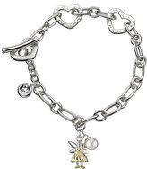 Molly Brown London Aurora Sterling Silver & Gold Tone Bracelet