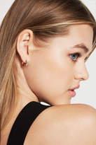 BCBGeneration Two-Tone Mini Round Earring