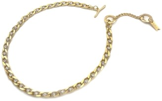 Biko Twin Flame Collar Gold