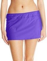 Athena Women's Finesse A-Line Skirted Bikini Bottom
