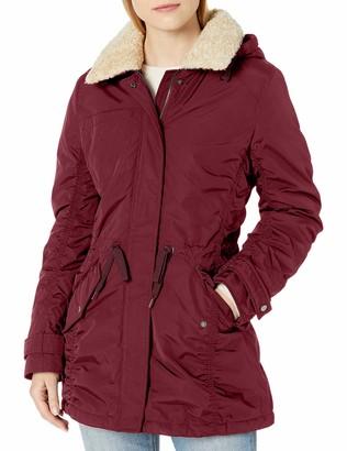 Andrew Marc Women's Nandie Fine Twill Nylon Jacket