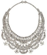 Tom Binns Scalloped Crystal Collar