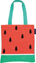Sunnylife Watermelon-print canvas tote bag