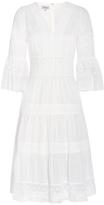 Temperley London Desdemona Bell Sleeve Dress
