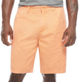 THE FOUNDRY SUPPLY CO. The Foundry Big & Tall Supply Co. Twill Chino Shorts