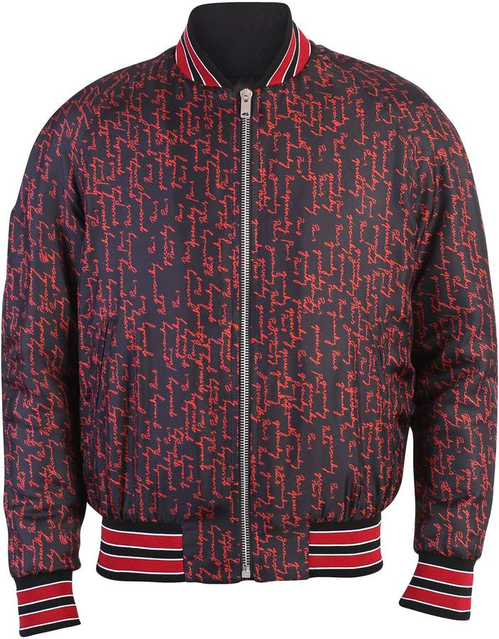Givenchy Multicolored Bomber Jacket