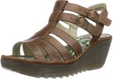Fly London Ygor Camel Womens Sandals Size EU