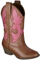 Cherokee Girls' Glinda Cowboy Boots