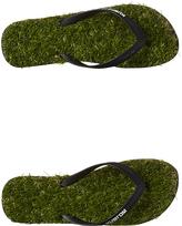 Kustom Keep On The Grass Thong Green