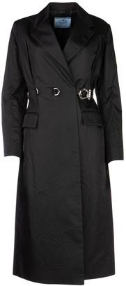 Prada Buckled Waist Coat