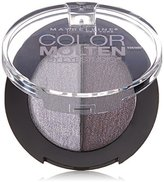 Maybelline New York Eye Studio Color Molten Cream Eye Shadow - Plum Fusion (Pack of 2)