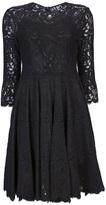 G.V.G.V. Crochet lily dress