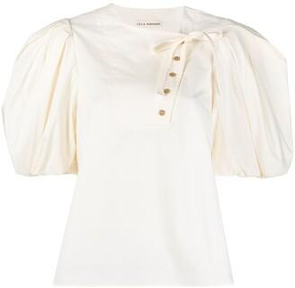 Ulla Johnson Elise short-sleeved top